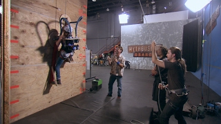Download Build Your Own Wall Climber and Live Like Spiderman! | MythBusters: The Search Video