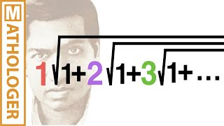 Download Ramanujan's infinite root and its crazy cousins Video