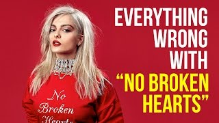 Download Everything Wrong With BeBe Rexha - ″No Broken Hearts″ Video