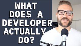 Download What do I ACTUALLY do as a Software Developer? Video