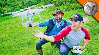 Download Drones in the Jungle! Video