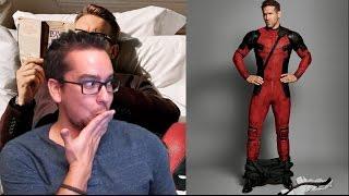 Download Ryan Reynolds Discusses Tim Miller Deadpool 2 Departure Video