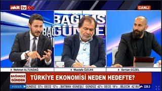 Download Bağımsız Gündem - Türkiye ekonomisi neden hedefte ? Video