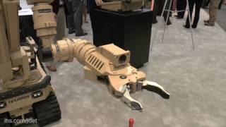 Download AUSA 2016: Harris Corporation T7 Robot Video