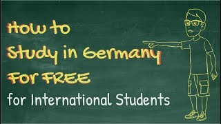 Download How to Study in Germany for Free - Germany for International Students in 2019 Video