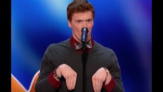 Download Hilarious Impressionist Surprises Simon Cowell | Week 3 | America's Got Talent 2017 Video