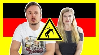 Download An American's Weirdest CULTURE SHOCKS In GERMANY ⚡ Get Germanized Video