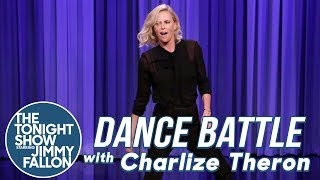Download Dance Battle with Charlize Theron Video