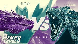 Download Game of Thrones vs The Hobbit | Dragon Power Levels Video