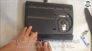 Download PlayStation 3 Super Slim - Blu-Ray Laser Unit Replacement. Video