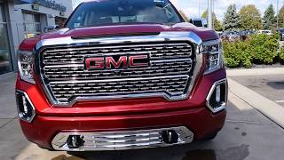 Download 2019 GMC Sierra 1500 Denali Crew Cab Short Box 4WD - New Truck For Sale - Hudson, Wisconsin Video