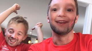 Download FATHER SON FACE SWAP 2! Video