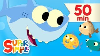Download 10 Little Fishies | + More Kids Songs | Super Simple Songs Video