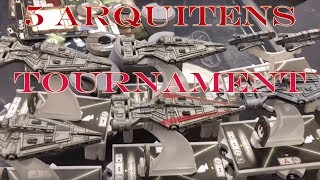 Download Armada Tournament Report - FIVE Arquitens Fleet Video