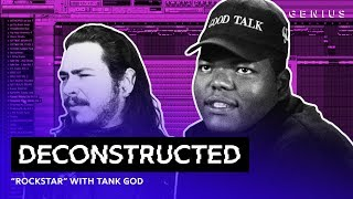 Download The Making Of Post Malone's ″rockstar″ With Tank God | Deconstructed Video