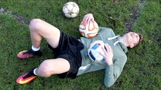 Download Training Like a PRO Footballer for 24 Hours!! Video