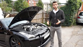 Download GETTING MY NISSAN GTR STAGE 4.25 UPGRADE!! (480-650HP) Video
