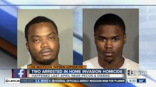 Download 2 arrested in home invasion homicide Video
