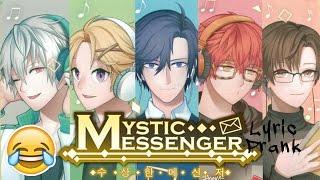 Download |Mystic Messenger Lyric Prank with my Ex| Video