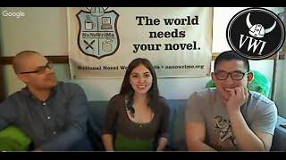 Download Camp NaNoWriMo Virtual Write-In 4/14/16 Video