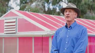 Download Plants fare well in 'smart' greenhouse Video