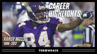 Download Randy Moss' Ultimate Career Highlight Reel | NFL Legends Highlights Video