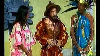 Download Chespirito 1981 Hernán Cortés Video