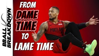 Download Warriors Turn Dame Time Into Lame Time Video