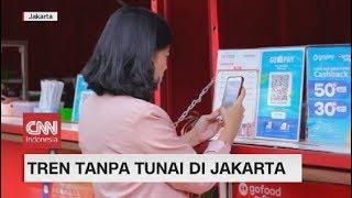 Download Tren Tanpa Tunai di Jakarta Video
