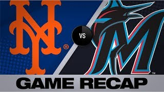 Download Thor K's 9 to lead Mets in 4-2 win | Mets-Marlins Game Highlights 7/13/19 Video