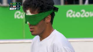 Download Ricardinho's golden goal | Rio 2016 Paralympic Games Video