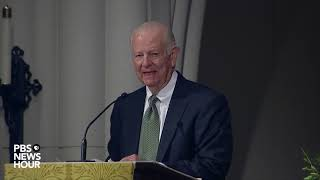Download WATCH: James Baker delivers eulogy at George H.W. Bush's funeral Video