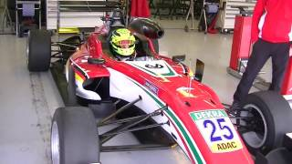 Download Mick Schumacher F-3 test 2017 Hungaroring.by Pintiracing Video