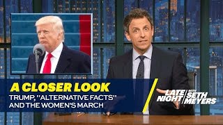 Download Trump, ″Alternative Facts″ and the Women's March: A Closer Look Video