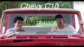Download Chevy C10 Project Truck! Intro & Cab Plans Video