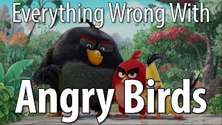 Download Everything Wrong With Angry Birds In 16 Minutes Or Less Video