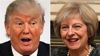 Download Trump Says He'll Make Trade Deal With U.K. After Brexit Vote Video