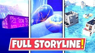 Download *NEW* FULL SEASON 7 *STORYLINE* IN FORTNITE SO FAR! DRAGON EGGS, FLOODS AND THE CUBE!: BR Video