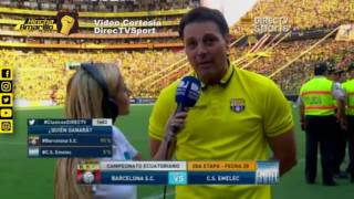 Download Alfaro Moreno | Declaraciones Clasico del Astillero Video