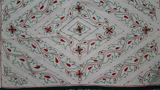 Download নকশী কাঁথার একসাথে 4টা ডিজাইন।Nokshi katha design,হাতের কাজের নকশি কাঁথার ডিজাইন। Video