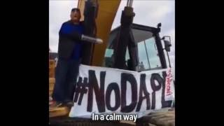 Download Standing Rock Tribes respond to illegal eviction by Army Corp of Engineers Video