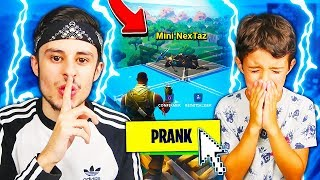 Download JE ME VENGE SALEMENT DES PRANKS DE MON PETIT FRÈRE SUR FORTNITE ! IL RAGE... 😪 Video