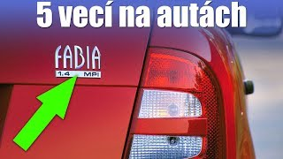 Download 5 vecí na autách ktorým nerozumiem. Fakt. - volant.tv Video