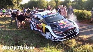 Download WRC ADAC Rallye Deutschland 2018 - Shakedown St. Wendeler Land - Full HD Video