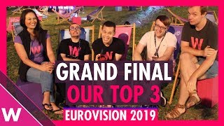 Download Eurovision 2019 Grand Final: Our Top 3 before jury show Video