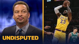 Download Chris Broussard makes a case why the Lakers will have 54 wins next season | NBA | UNDISPUTED Video