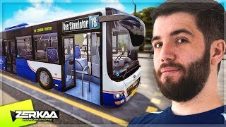 Download THE BEST BUS DRIVER ON YOUTUBE! (Bus Simulator 18 with Tobi) Video