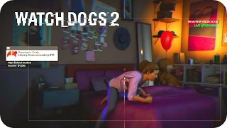 Download Watch Dogs 2 - Live Stream Privacy Invasion (FUNNY) Video