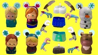 Download Disney Frozen Elsa Anna Olaf Sven Have Wrong Arms and Legs! Help Match Body Parts! Video