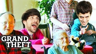 Download IAN'S LUMBERJACK RETIREMENT (Grand Theft Smosh) Video
